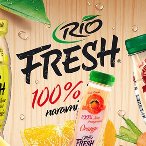 Kóstoltad már a Rio Fresh termékeit?!